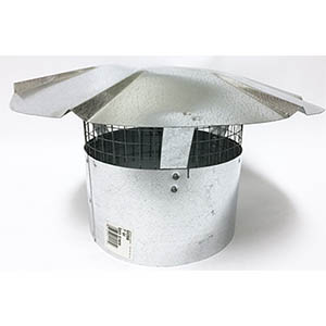 "7"" HEAT MASTER Chimney Cap"
