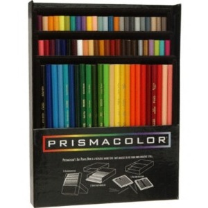 SANFORD 3599THT Prismacolor Pencil Set of 72