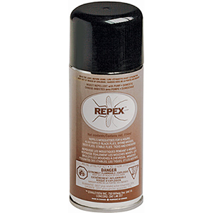 REPEX Deet Insect Repellent Pressurized Spray 23.75%