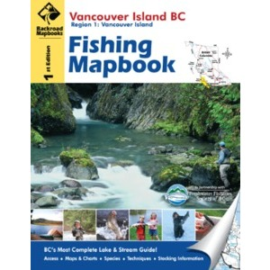 BACKROAD Mapbook: Vancouver Island Fishing
