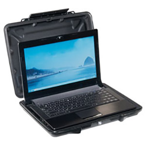"PELICAN 1085CC 14"" Laptop Case W/Liner"