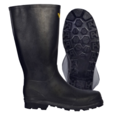 VIKING VW3 Plain Toe Rubber Boot