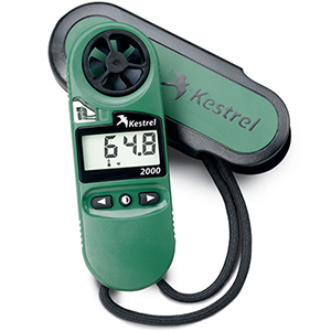 KESTREL 2000 Weather Station