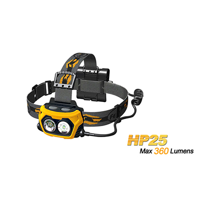 Fenix HP25R Headlamp / 1000 Lumens