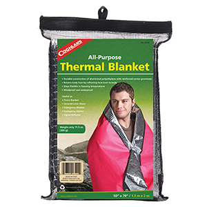 COGHLAN'S 8544 Thermal Blankets