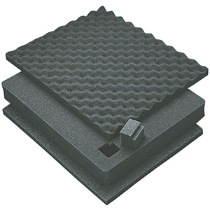 PELICAN 1096 3pcs Replacement Foam Set for 1095