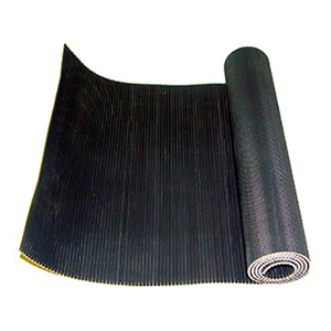 Keene BRRM Black Rubber Matting