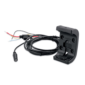 GARMIN 010-11654-01 AMPS Rugged Mount W/Power & Audio Cable