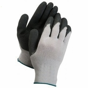 VIKING Thermo Maxx-Grip Work Gloves Black