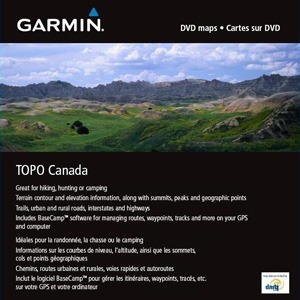 GARMIN 010-C1086-00 Micro SD Topo All Canada