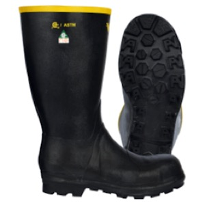 VIKING VW3-1 Steel Toe Rubber Boot