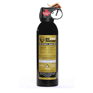 BEAR D'FENCE 325Gr Pepper Spray