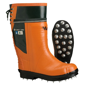 VIKING FVW69 Chainsaw Caulk Boots