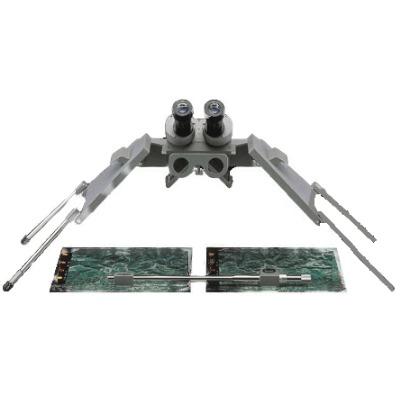 Deakin Mapping Sokkia Ms27 Mirror Stereoscope Complete