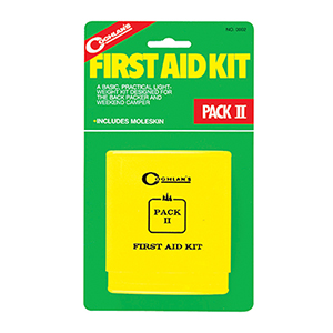 COGHLAN'S 0002 Pack II First Aid Kit