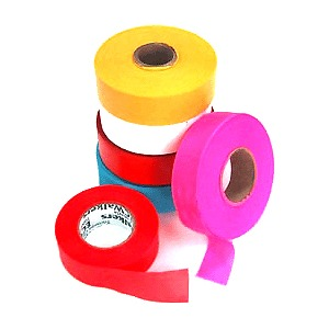 "STONEBLAZE Summer Flagging Tape 1"" x 150'"