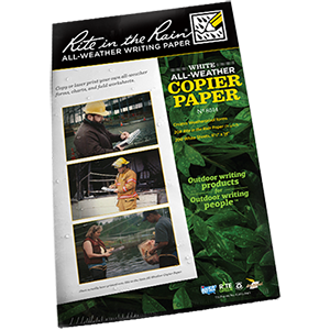 "RITE IN THE RAIN All-Weather Copier Paper (8.5x14"") 200 Sheet Pack"