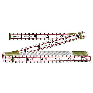 LUFKIN 062CMEN 2m/6ft Folding Rule