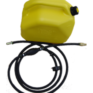 Diesel Oil Stove Fuel Line Kit and Fuel Tank