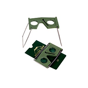 STEREO AIDS Pocket Stereoscope 2X