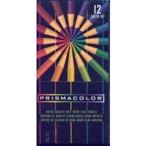 SANFORD 3596THT Prismacolor Pencil Set of 12