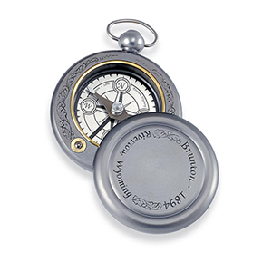 BRUNTON Gentleman's Pocket Compass