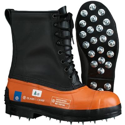 Deakin Footwear Viking Fvw79 Black Tusk Caulk Boots