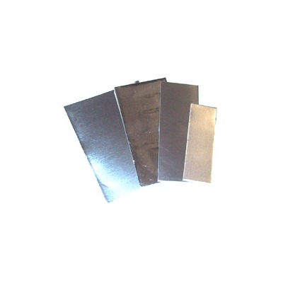 "Aluminum Tags 3mil 1.5""x4"" (pack of 100)"