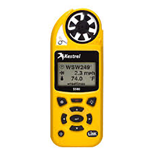 Kestrel 5500 Weather Station (No B/T)