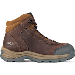 TIMBERLAND Men's CSA Ratchet Steel Toe Hiker