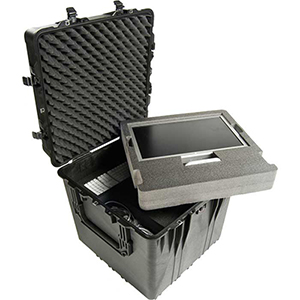 PELICAN 370 Cube Case with foam