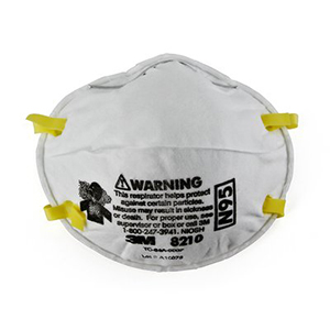 3M 8210 Respirator N95 Mask - Box of 20