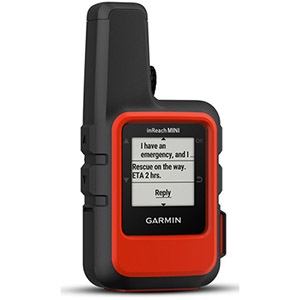 GARMIN InReach Mini Satellite Communicator With GPS