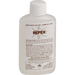 REPEX DEET Insect Repellent 50ml bottle 30%