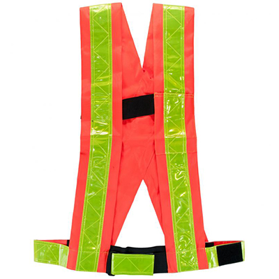 Deakin Clothing Reflective Safety Sash Belt