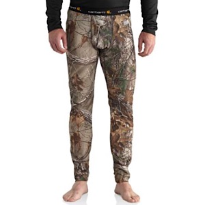 Carhartt 102225 Base Force Extremes® Cold Weather Camo Bottom