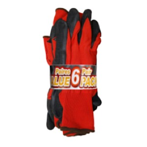 VIKING 52224 Nitri-Dex Gloves 6/pk