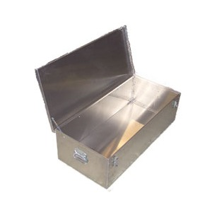 "ALUMINUM Field Box 10""x16""x24"""
