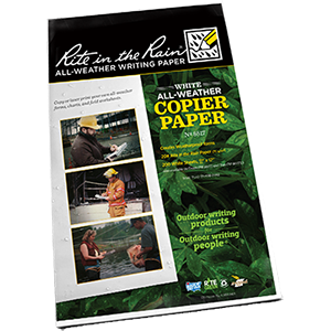 "RITE IN THE RAIN All-Weather Copier Paper (11x17"") 200 Sheet Pack"