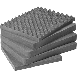 PELICAN 1661 5pc Foam set for 1660 Case