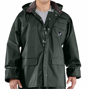 CARHARTT 100100 Men's Surrey Raincoat