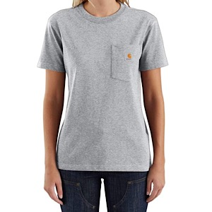CARHARTT K87 W Workwear Pocket SS T-Shirt