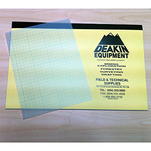 MYLAR 2mm Gridded Drafting Film 11 X 17