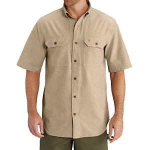 CARHARTT S200 M Fort Solid SS Shirt