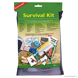 Coghlan's 9480 Survival Kit