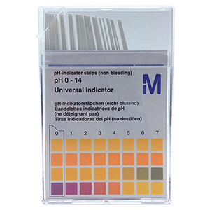 pH Test Strips (0 - 14) / 100