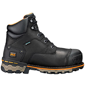Timberland Pro 6'' Boondock Composite Toe/Plate WP Boots