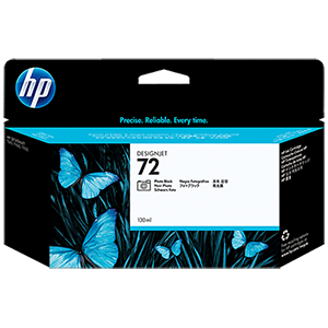 HP 72 130ml Photo Black Ink Cartridge C9370A