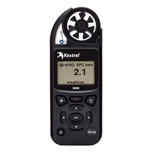 KESTREL 5000 Weather Meter (No B/T)