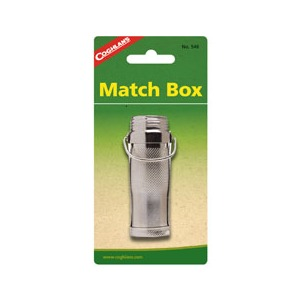 COGHLAN'S 0546 Brass Waterproof Match Container
